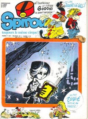 Le journal de Spirou # 2124