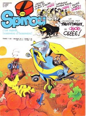 Album Spirou (recueil) # 2128