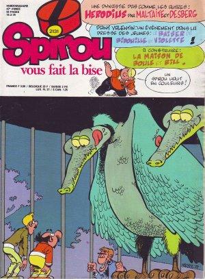 Album Spirou (recueil) # 2131