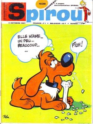 Le journal de Spirou # 1538