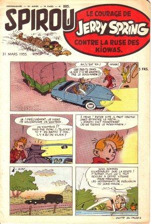 Le journal de Spirou # 885