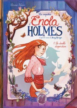 Enola Holmes édition Simple
