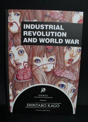 SHINTARO KAGO - Industrial Revolution and World War édition Simple