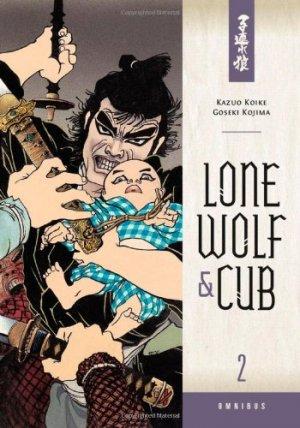 couverture, jaquette Lone Wolf & Cub 2 Omnibus (Dark Horse - Manga)