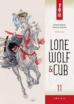 couverture, jaquette Lone Wolf & Cub 11 Omnibus (Dark Horse - Manga)