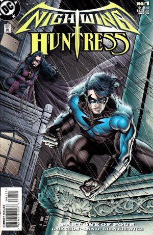 Nightwing and Huntress édition Issues