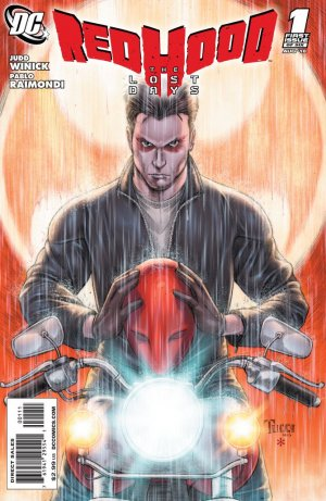 Red Hood - The Lost Days # 1 Issues