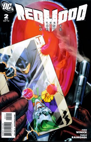 Red Hood - The Lost Days # 2 Issues