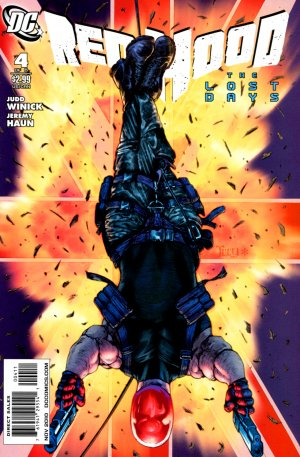 Red Hood - The Lost Days # 4 Issues