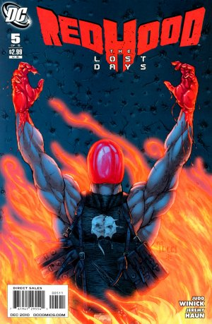 Red Hood - The Lost Days # 5 Issues