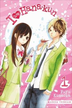 I love Hana-kun T.1