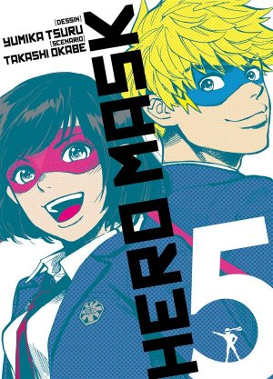 couverture, jaquette Hero Mask 5  (Tonkam)