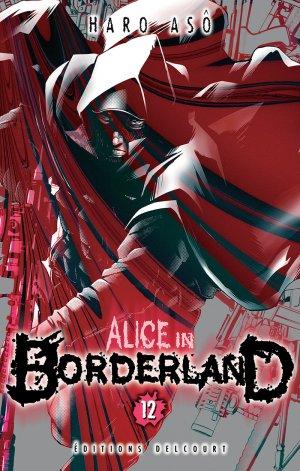 Alice in Borderland T.12