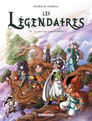 Les Légendaires # 18