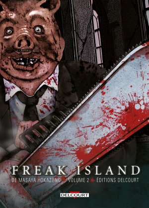 Freak island T.2