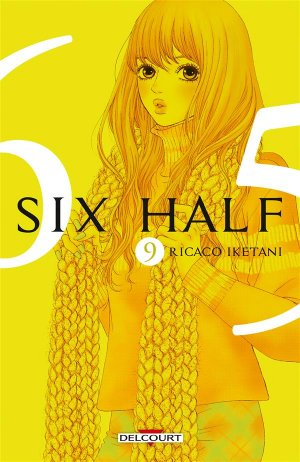 couverture, jaquette Six Half 9  (Delcourt Manga)