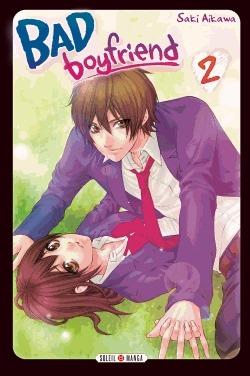 couverture, jaquette Bad Boyfriend 2  (soleil manga) Manga