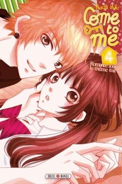 couverture, jaquette Come to me 4  (soleil manga) Manga