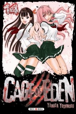 Cage of Eden T.14
