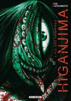 couverture, jaquette Higanjima 31.32  (soleil manga) Manga