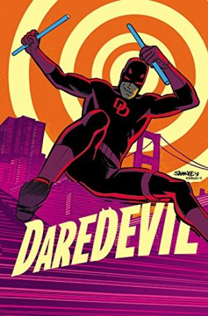 Daredevil # 4 TPB Hardcover - Issues V3 - Oversize (2013 - 2016)