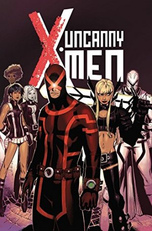 Uncanny X-Men # 1 TPB Hardcover Oversize - Issues V3 (2015 - 2016)