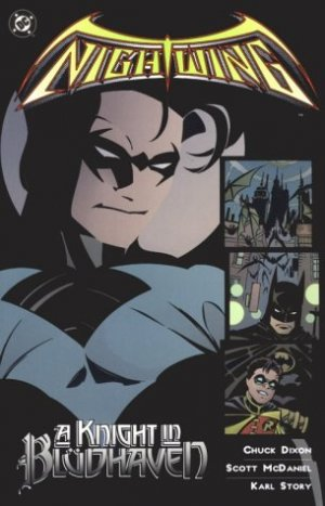 Nightwing édition TPB softcover (souple) - Issues V2