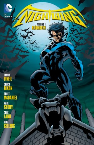 Nightwing édition TPB softcover (souple) - Intégrale