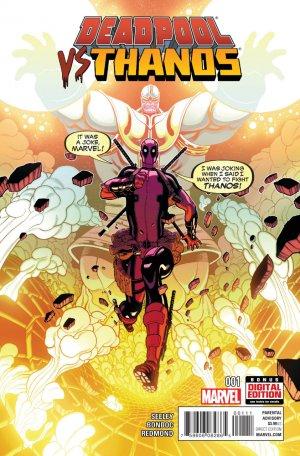 Deadpool Vs. Thanos édition Issues (2015)