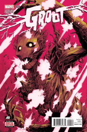 Groot # 4 Issues V1 (2015)