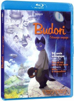Budori : l'étrange voyage édition Blu-ray
