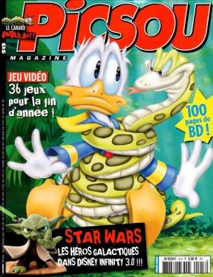 Picsou Magazine # 513