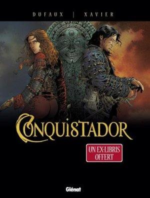 Conquistador (Dufaux) coffret réédition 2013 2 BD