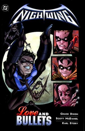 Nightwing # 3 TPB softcover (souple) - Issues V2