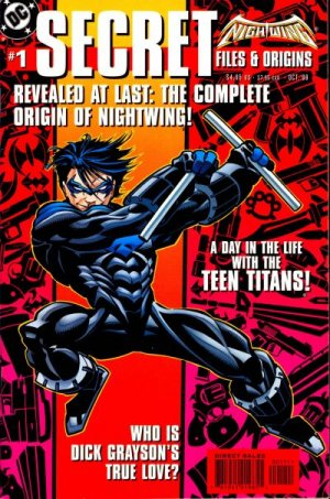 Nightwing - Secret Files and Origins édition Issues