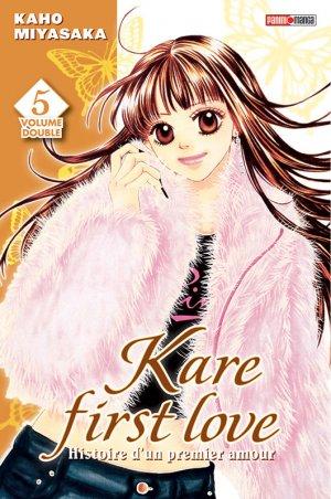 couverture, jaquette Kare First Love 5 Double (Panini manga) Manga