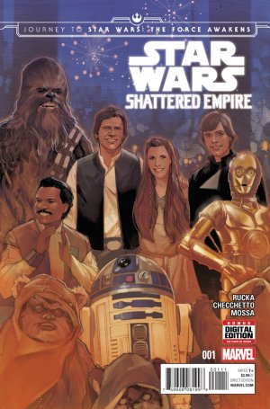 Star Wars - Les ruines de l'Empire édition Issues V1 (2015)