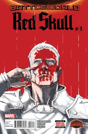 Red Skull # 3 Issues (2015)