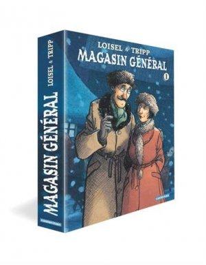 Magasin général édition coffret - réédition
