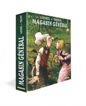 Magasin général # 3 coffret - réédition