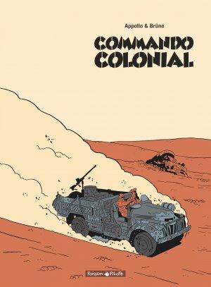 Commando colonial édition intégrale