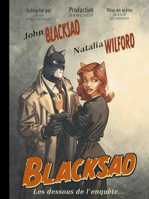 Blacksad édition hors série - réédition