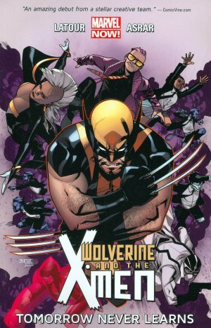 Wolverine And The X-Men édition TPB softcover (souple) - Issues V2