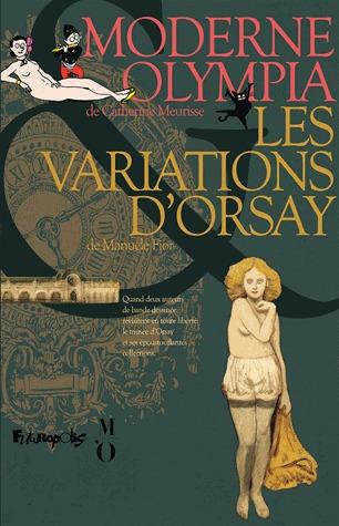 Les variations d'Orsay édition Fourreau