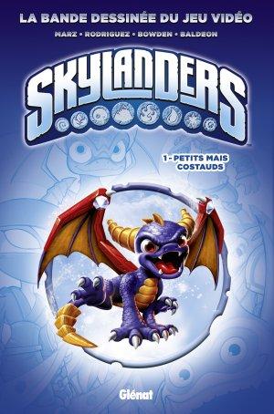Skylanders édition TPB hardcover (cartonnée)
