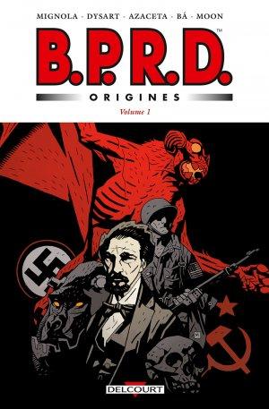 B.P.R.D. Origines # 1