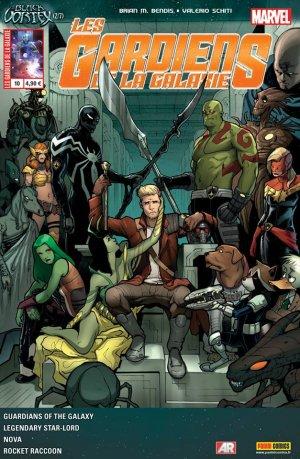 Les Gardiens de la Galaxie # 10 Kiosque V1 (2015)