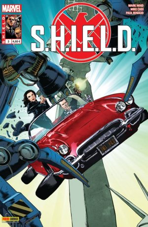 Shield # 3 Kiosque (2015 - 2016)