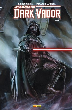 Star Wars - Darth Vader # 1 TPB hardcover (cartonnée)