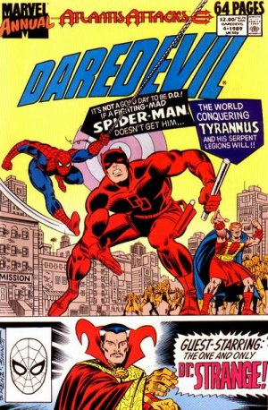 Daredevil édition Issues V1 - Annuals (1967 - 1994)